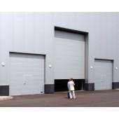 Промышленные секционные ворота doorhan 2500х2500