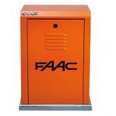 Комплект привода FAAC 884 MC 3PH для откатных ворот