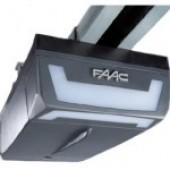 Комплект для секционных ворот Faac D700 SH