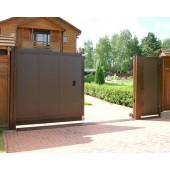 Комплект Откатных ворот DoorHan 4000х2000 (doorhan откатные ворота)
